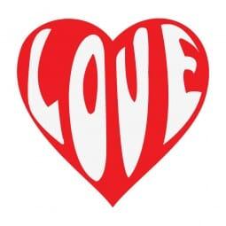 Trodat Printy 4921 - S-Printy - Stock Stamp - Valentine- Love heart