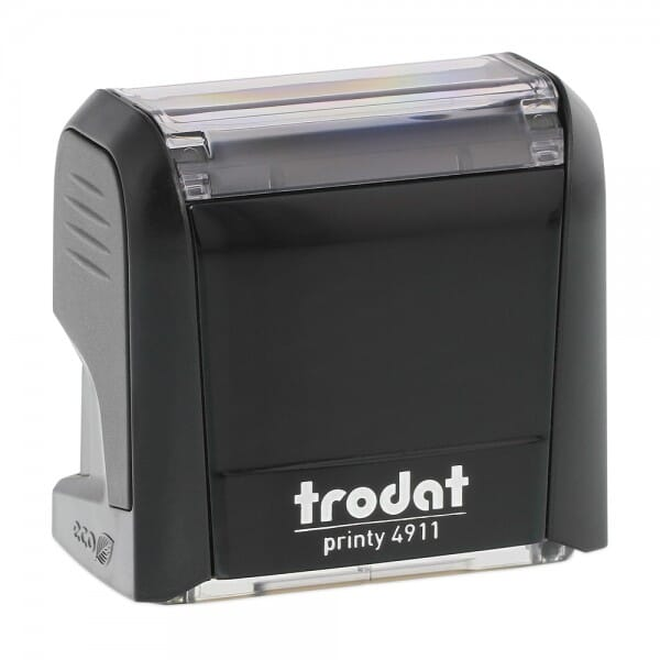 Trodat Printy 4911 - S-Printy - Stock Stamp - COMPLETED (box)