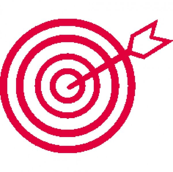Teachers' Motivation Stamp - Target