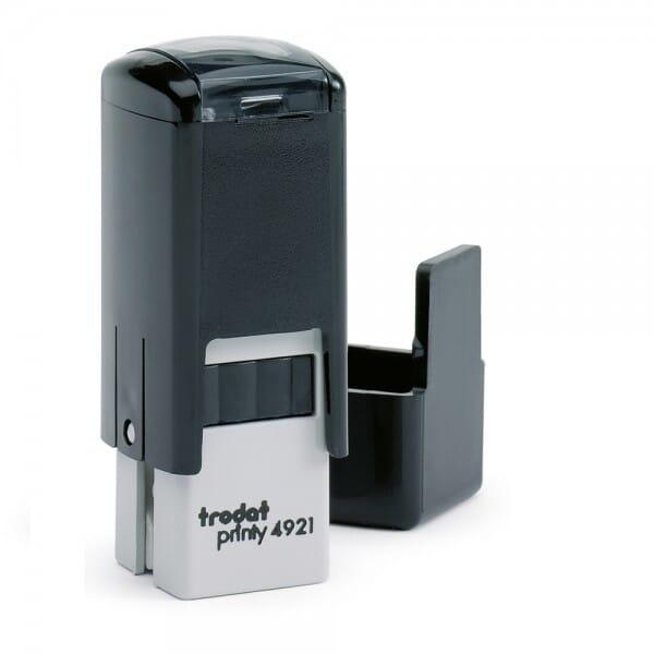 """Trodat Printy 4921 - Stock Stamp - Paid - size 1/2"""" x 1/2"""""""