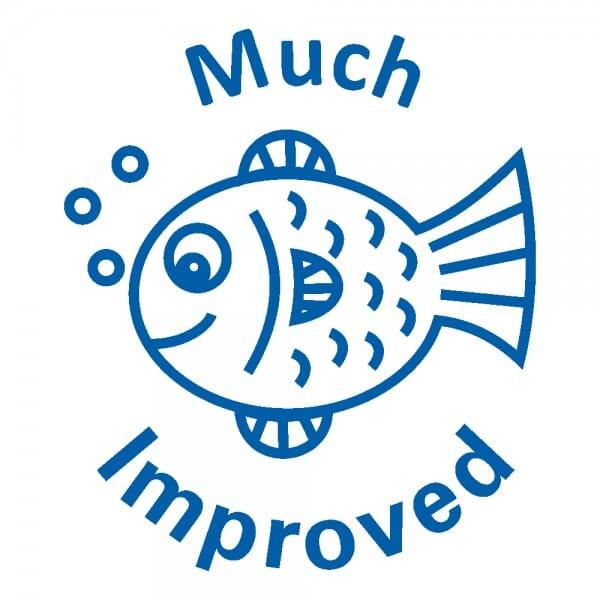 Teachers' Motivation Stamp - MUCH IMPROVED