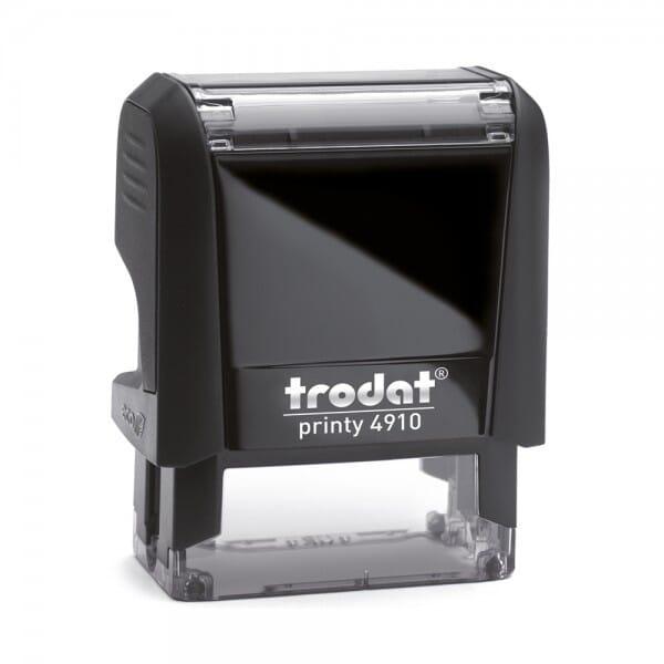 Tampon scolaire Trodat Printy 4910 - Objectif atteint !