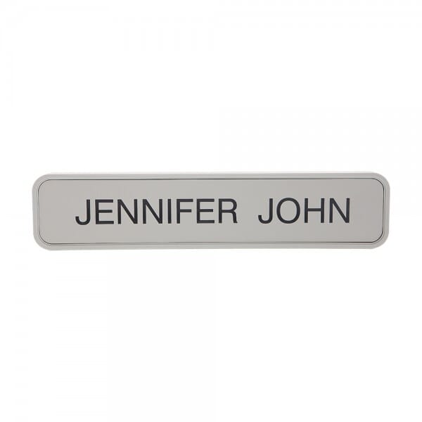 "Custom Engraved Sign- Designer 2"" x 10"""
