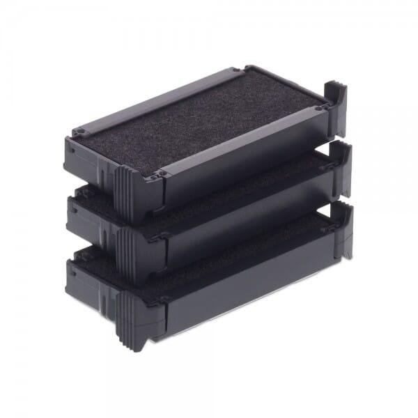 Cassette d'encrage Trodat 6/4911 - emballage de 3