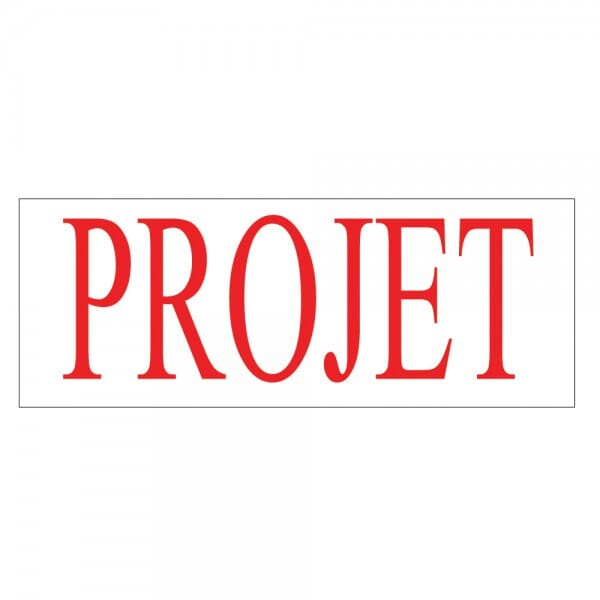Trodat Printy 4911 - S-Printy - Stock Stamp - PROJET