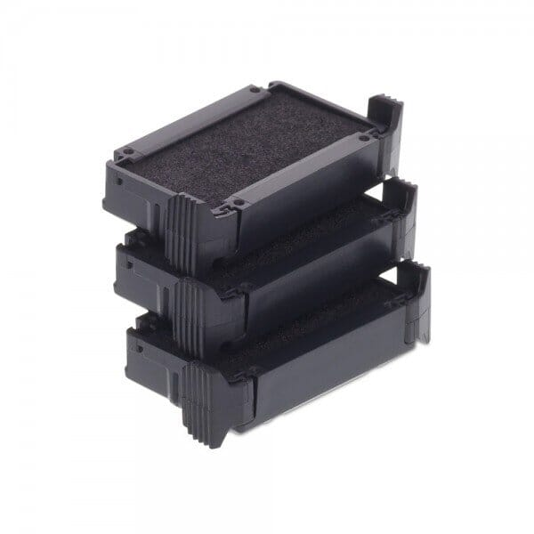 Trodat Replacement Ink Cartridge 6/4910 - pack of 3
