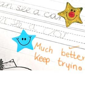 Teachers' Motivation Stickers