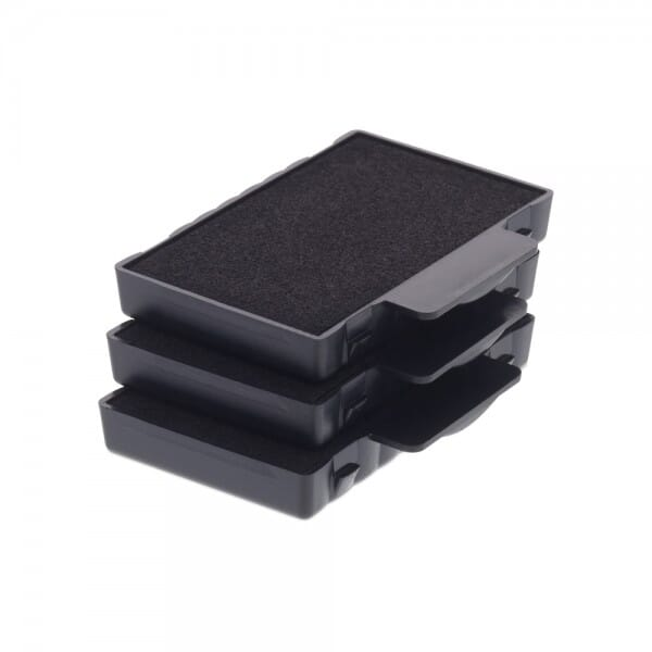 Trodat Replacement Ink Cartridge 6/53 - pack of 3