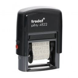 Trodat Printy 4822 Multi Word Stamp English