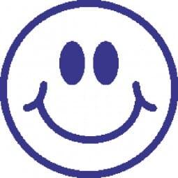 Teachers' Motivation Stamp - Smiley Face