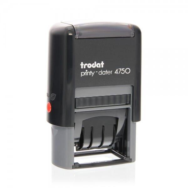 Trodat Printy Dater 4750L1-REÇU LE _FR