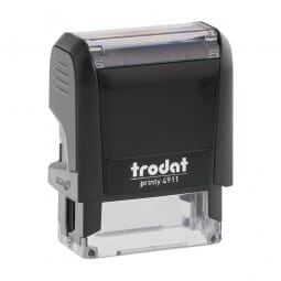 Trodat Printy 4911 - S-Printy - Stock Stamp - E-MAILED (box)