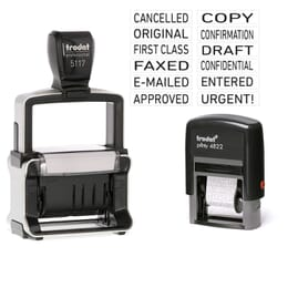 Text, Word & Phrase Stamps
