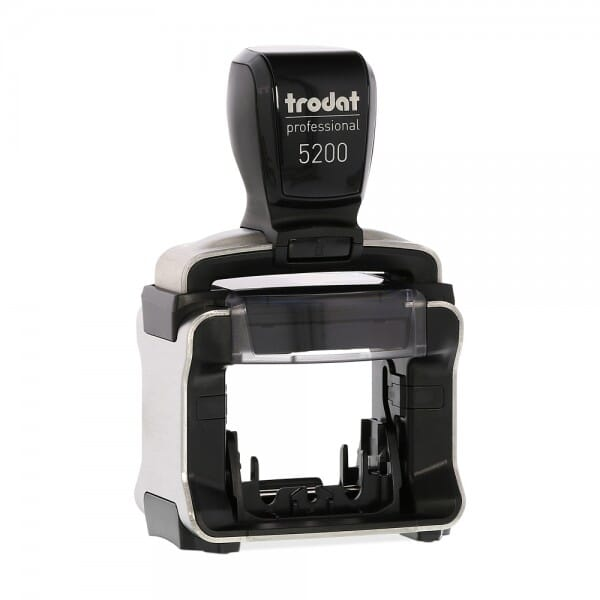 "Trodat Professional 5200 1"" x 1-5/8"" 5 lines"