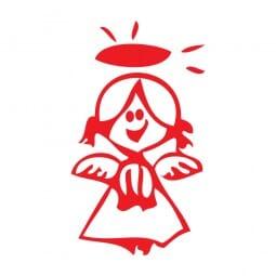Trodat Printy 4921 - S-Printy - Stock Stamp - Christmas- Angel