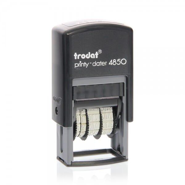 Trodat Printy mini dateur 4850L1 - RECEIVED