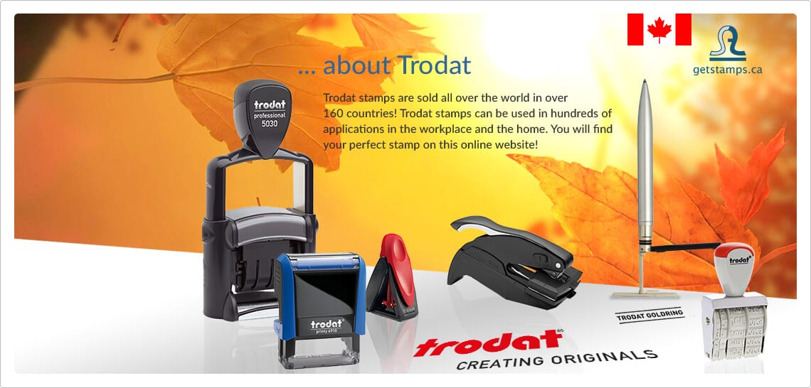 about Trodat