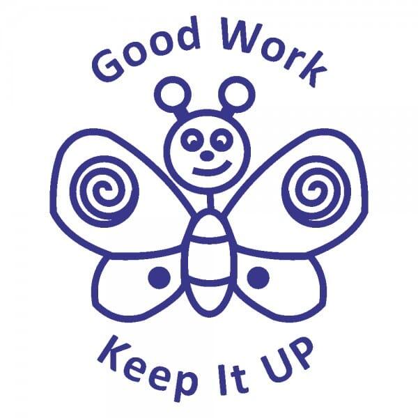 Teachers' Motivation Stamp - GOOD WORK - KEEP IT UP