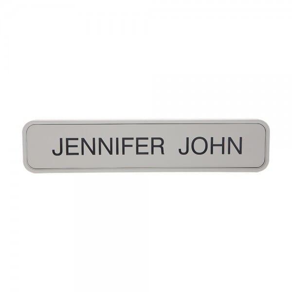 "Custom Engraved Sign- Designer 2"" x 8"""
