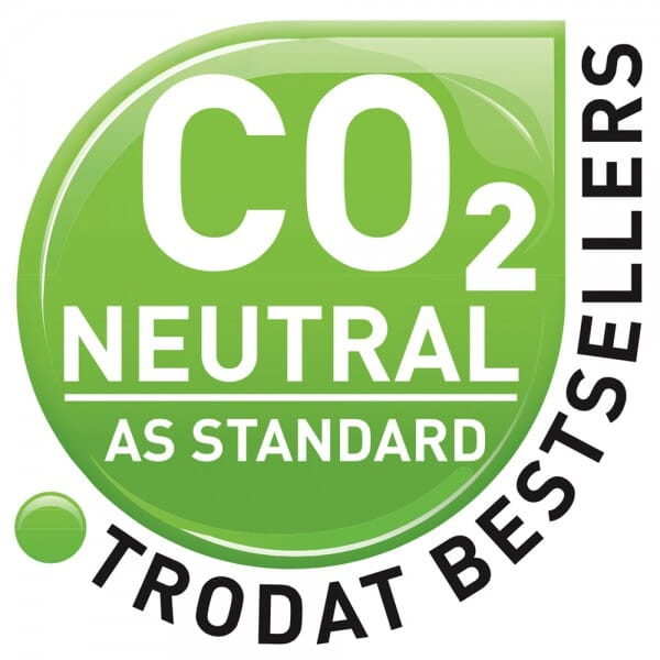 "Trodat Professional 5207 1 9/16"" x 2 3/8"" - 9 lines"