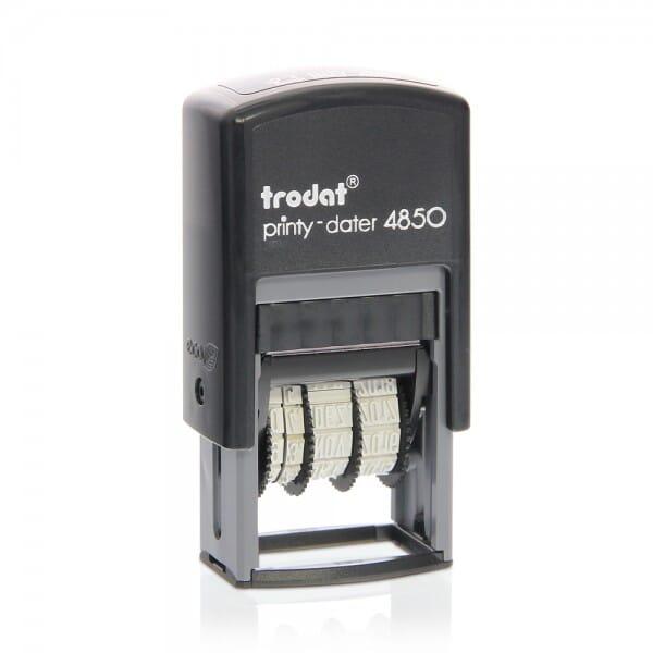 Trodat Printy Mini Dater 4850L1 - REÇU LE - FR