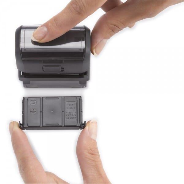 Cassette d'encrage Trodat 6/4642 - emballage de 3