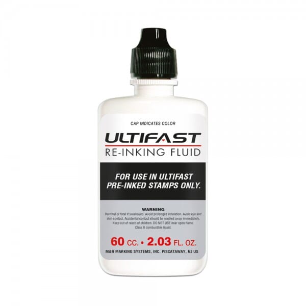 Encre ULTIFAST - Bouteille 2oz