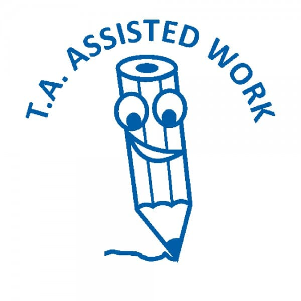 Teachers' Motivation Stamp - TEACHING ASSISTANT ASSISTED WORK
