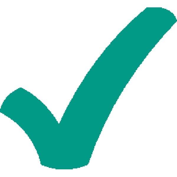Teachers' Motivation Stamp - Tick