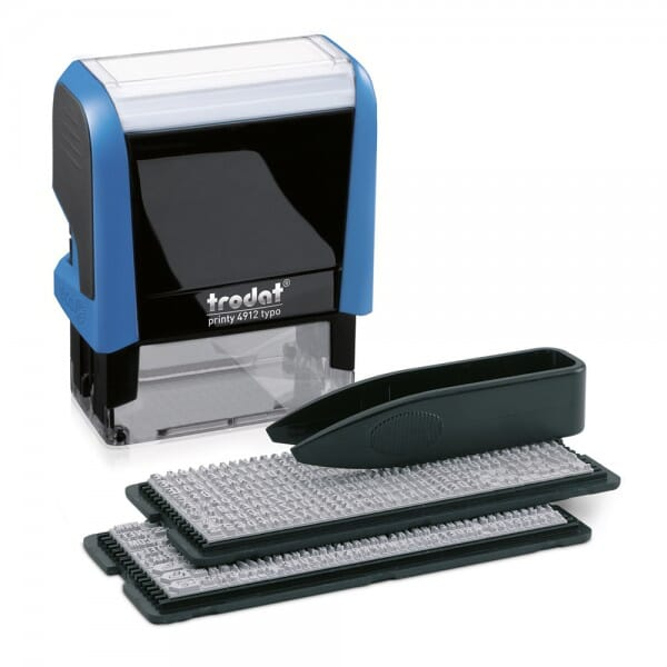 Trodat Printy 4912 Tampon Typomatic