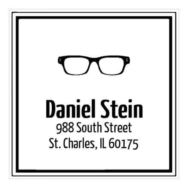 Monogram stamp squared - No  59