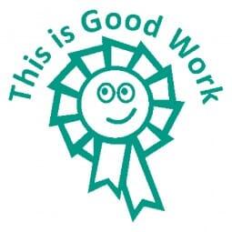 Teachers' Motivation Stamp - This is good work
