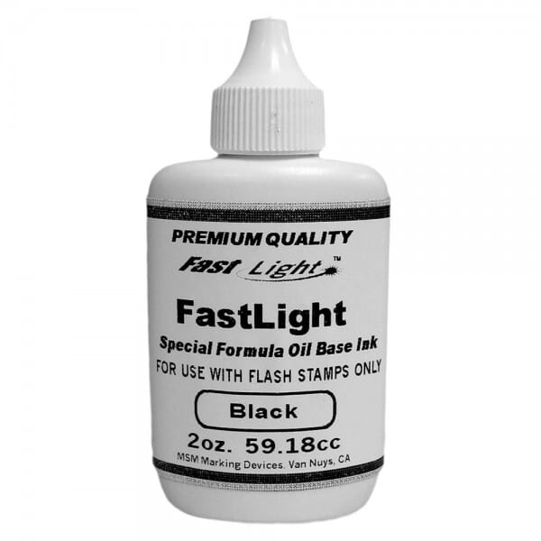 Encre « flash » FL-Ink de FastLight