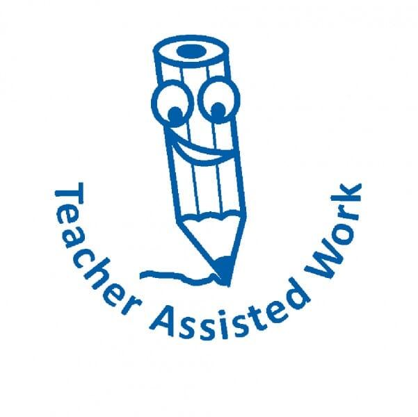 Teachers' Motivation Stamp - TEACHER ASSISTED WORK