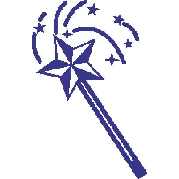 Teachers' Motivation Stamp - Magic wand