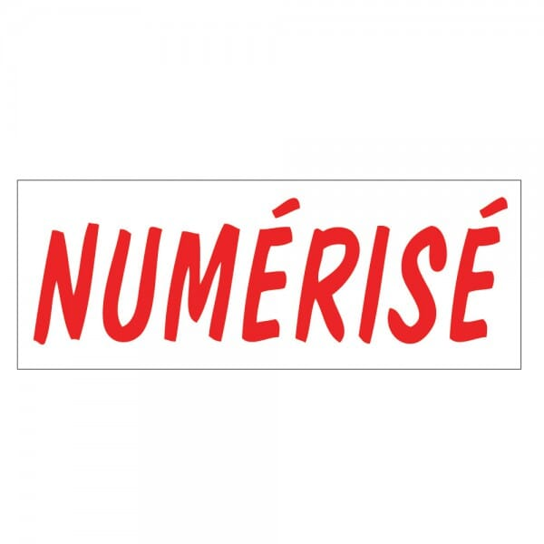Trodat Printy 4911 - S-Printy - Stock Stamp - NUMÉRISÉ