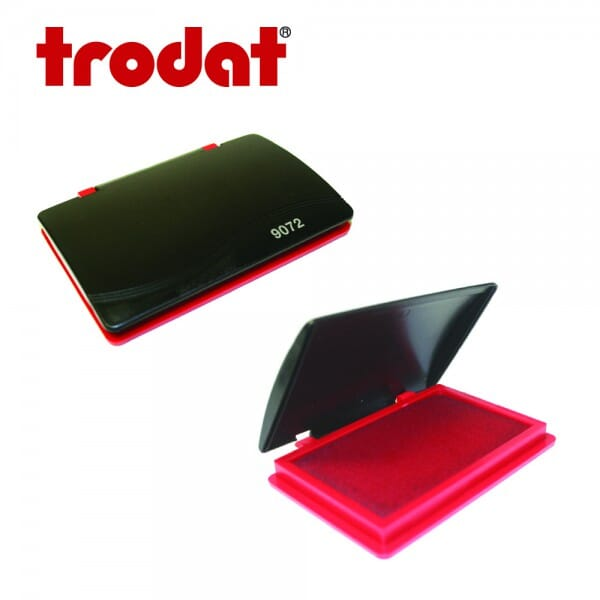 "Trodat 9072 - Medium Stamp Pad - 2 3/4"" x 4 5/16"""