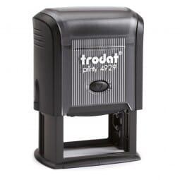 "Trodat Printy 4929 1 3/16"" x 2"" - 6 lines"